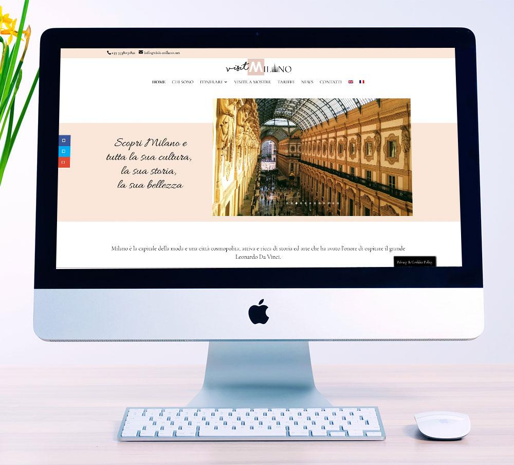 Sito web di Visit-Milano